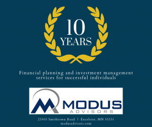 Modus Anniversary Leaves